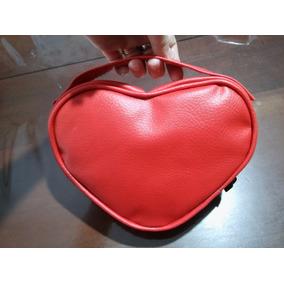 Sobre Corazón Color Rojo