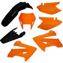 Kit De Carenagem Completo Honda Xr 250 Tornado - S/ Adesivos