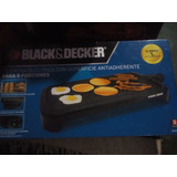 Plancha Antiadherente Black Decker