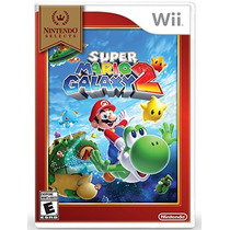 Nintendo Selects Super Mario Galaxy 2