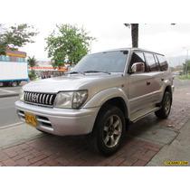 Toyota Prado Vx Mt 3400cc 5p