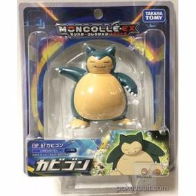 Pokémon Snorlax Ehp-07 Takara Tomy