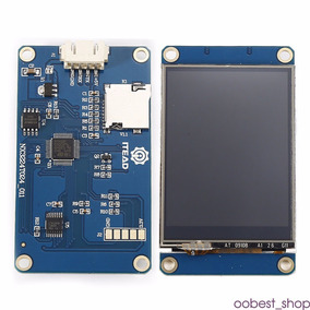 Nextion 2.4 Lcd 320x240 Grafico Touch Serial (bom P Arduino)