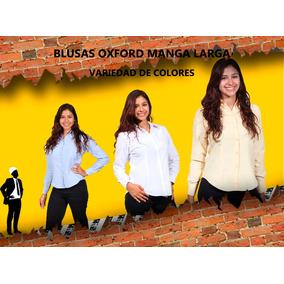 Blusa Oxford