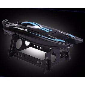 Barco De Controle Remoto Alta Velocidade 2,4ghz 25km/h
