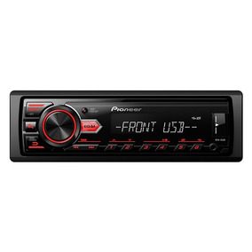 Stereo Pioneer Mvh85ub Usb Mp3 50 X 4 Descuento Cyber Monday