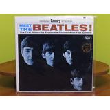 The Beatles - Meet The Beatles! - Vinilo Usa 1971