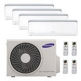 Aire Acondic. Multisplit Samsung 2300+2300+3000+4500f/h