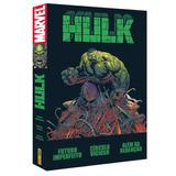 Caixa (box) Para Trilogia Hulk - Peter David - George Pérez