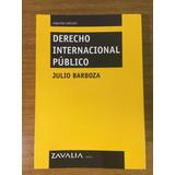 Derecho Internacional Publico - Julio Barboza 2a Ed - Ldj