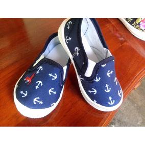 Zapatos De Bebe Niño Niña Numero 21 Suela Dura