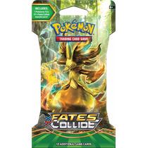 Cartas Pokemon Tcg Booster Fate Collides C/u