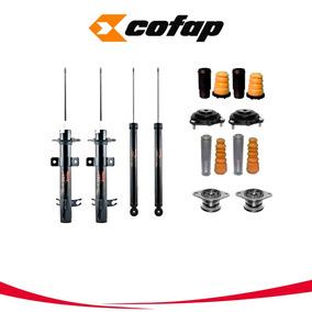 Kit 4 Amortecedor Cofap Ecosport Manual 2003 Até 2012 + Kit
