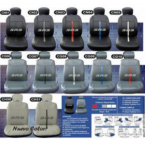 Fundas Cubre Asientos Cuero Automotor 5 Asientos Qubo Srs