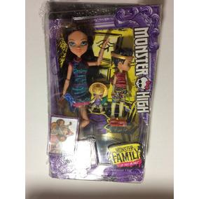 Monster High Family Of Cleo De Nile