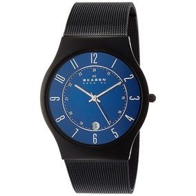 b15c3d603c2 Skagen Denmark Titanium Ultra Slim Swatch - Relógios De Pulso no ...