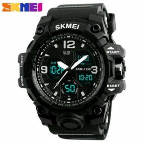 Relógio Masculino Skmei 1155 À Prova D