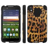 Alcatel One Touch Idol 4 Nitro 4/49 Cubierta Del Teléfono,