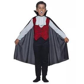 Disfraz Conde Dracula Niño 4-5 Años