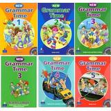 Libros De Inglés New Grammar Time 1-5 Pdf Digital