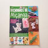 Revista Coleção Bichinhos De Miçanga Gato Jacaré Coelho N°01