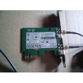 Tarjeta Inalambrica Pci-e Wifi Anatel Wr7600r