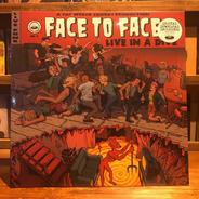 Face To Face Live In A Dive Edicion Vinilo