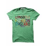 Remera Lonsdale England