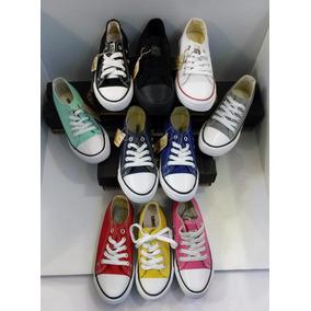 Zapatos Converse All Star, Niñ@s, Tallas 30-35, 10 Colores.