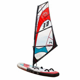 Tabla De Windsurf + Sup Inflable Aquamarina Champion Gtia Of