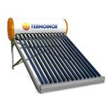 Termas Solares Termoinox, Tubos Al Vacío 120l