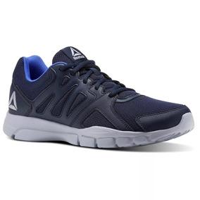 Zapatillas Reebok Trainfusion Nine 3.0 Hombre - Azul