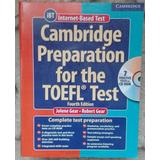 Libro Preparación Para Toefl Con Cd-rom Excelente!!!