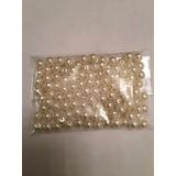 Perlitas Blancas Para Coser! Por 100 U. Super Oferta!