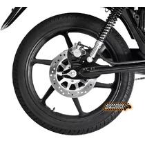 Rodas Liga + Sistema Freio Disco Traseiro Titan Fan 150 Scud