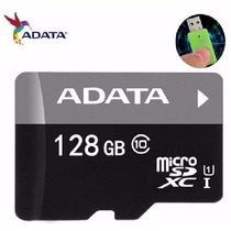 Cartão De Memória Adata Microsd Xc 128gb Com Frete Grátis