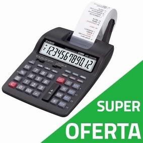 Calculadora D Mesa Casio Com Impressão Hr 100tm Frete Gratis