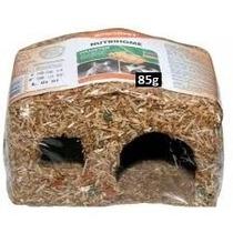 Nutrihome Casa Hamster 85g Ração Hamster