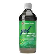 Gel Antibacterial 80% Alcohol / Hecho En México / 960 Ml