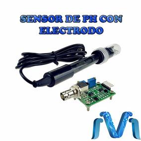Sensor De Ph Con Electrodo Arduino Raspberry