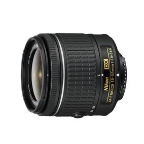 Lente Nikon 18-55mm Af-p Ed G Dx F:3.5-5-6