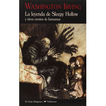 La Leyenda De Sleepy Hollow. Washington Irving. Valdemar