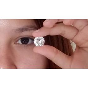 Diamante Amsterdã Moissanita De 13.00 Quilates Certfcado/61.
