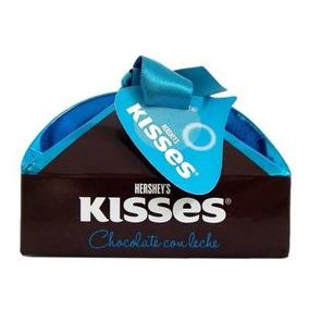 Envio Gratis Chocolates Hersheys Kisses Con Leche 80 G