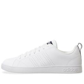 Tenis adidas Advantage Clean - F99252 - Blanco - Hombre
