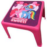 Mesa Plastica Para Niñas Ponny