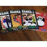 Manga Ranma 1/2 Los 4