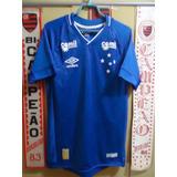 aaa44d3e8f Patrocínio Camisa Cruzeiro Cemil - Futebol no Mercado Livre Brasil