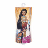 Hasbro Oficial Muñeca Disney Princesas Pocahontas Articulada