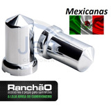 Capa Porca Mexicana Caminhão Cavalo 32mm Ou 33mm Unidade
